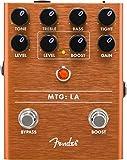 Fender MTG: LA Tube Distortion Electric Guitar