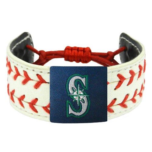 MLB Seattle Mariners Classic Two Seamer Bracelet