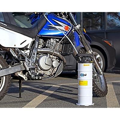 EXtoil 6-Liter Oil Extractor with Vacuum Gauge: Home Improvement