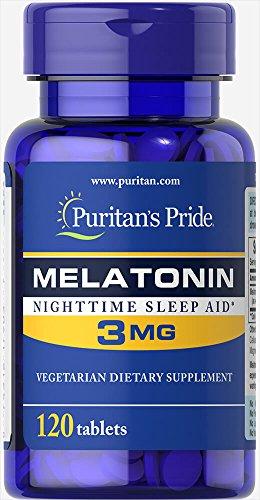 Puritan s Pride Melatonin Sleep Aid…