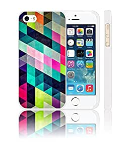 [BRIM] Cyrvynne Xyx ( Creative Fun Artsy Hand Painted Design - Slim Fit Hard Case Cover for Apple iPhone 5 5S )