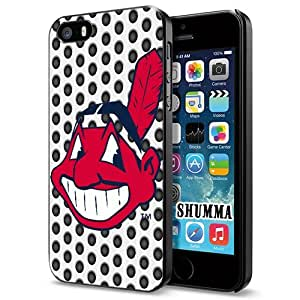 MLB Cleveland Indians Cool Iphone 5 5s Case Cover