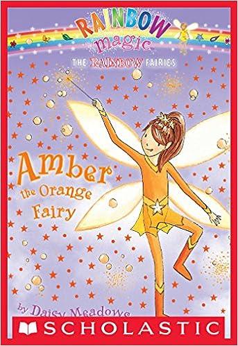 Read online Rainbow Magic #2: Amber the Orange Fairy PDF