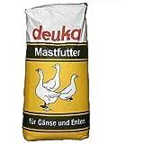 Deuka Gänse und Enten Mastfutter 25Kg