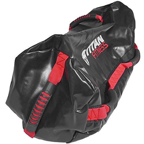 Titan Fitness 60 lb Heavy Duty Workout Weight Sandbag Exercise Training Bag by Titan Fitness (Image #3)
