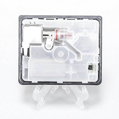 - Bosch 12008380 Dishwasher Detergent Dispenser Assembly Genuine Original Equipment Manufacturer (OEM) Part