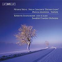 Andreasson/Swedish Chamber Orchestr - Violin Concerto/Musica Dolorosa/Via
