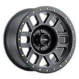 "Method Race Wheels 309 Grid Matte Black 17x8.5"" 6x135"", 0mm offset 4.75"" Backspace, MR30978516500"