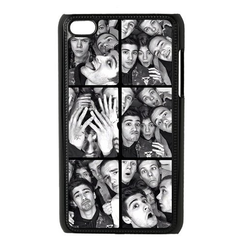 One Direction Personalized wheel case for IPod Touch 4
