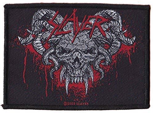 Slayer patche officiel patch écusson sous license