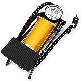 Bicycle Bike Foot Operated Tire Pump Inflator Basketball Air Mattress Ball FAST