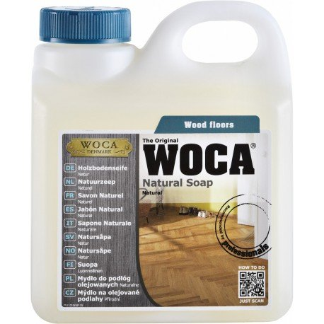 WOCA Natural Soap (Natural 2.5 liters)
