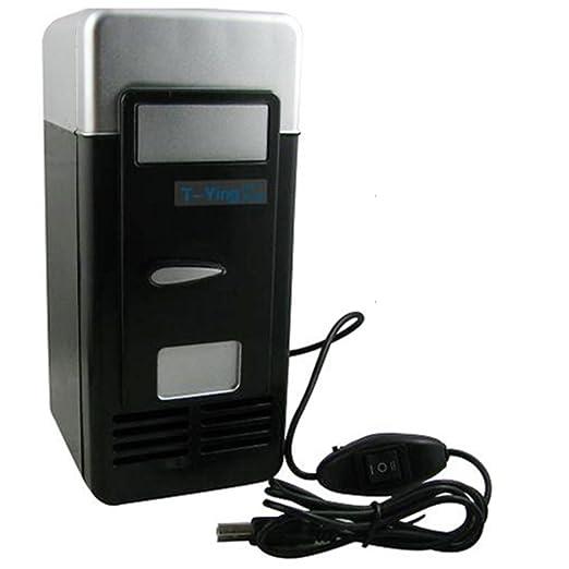 Compra SL&BX USB Mini Nevera, Refrigerador Pequeño Ordenador ...