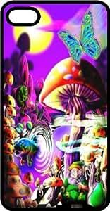 Magic Mushroom Kingdom Tinted Hard Case For Sumsung Galaxy S4 I9500 Cover