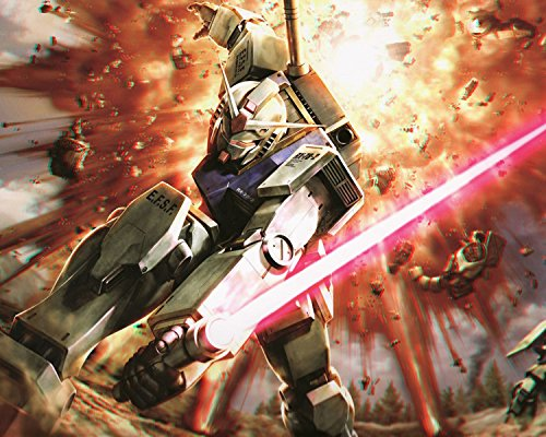 Gundam Poster Anime Wall Art Home Decor Suit Mobile Seed 60 Destiny Japanese 16x20 Inches