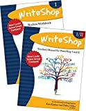 WriteShop Basic Set - Teacher's Manual I/II & Student Workbook I