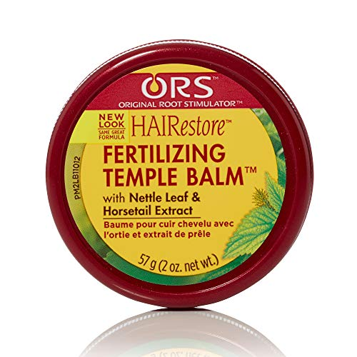 - ORS HAIRestore Fertilizing Temple Balm with Nettle Leaf and Horsetail Extract