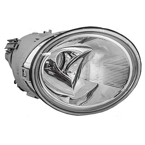 2000 vw beetle headlight assembly - 6