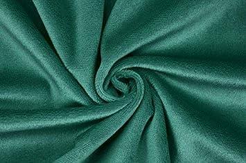 Dark Emerald 1,5mm Florl/änge kullaloo Microfaser-Pl/üsch Stoff Shorty in vielen Farben EN71-3 /& EN 71-9 Zertifiziert