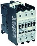 WEG Electric CWM50-11-30V47, 3-Pole, 50 Amps, 460-480VAC Coil, IEC Contactor