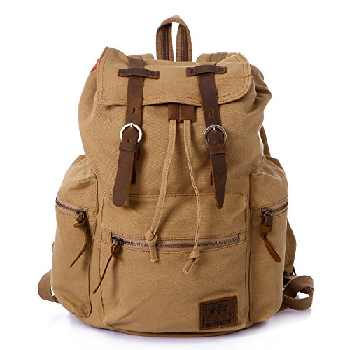 Backpack Top Load Flap School Book Bag