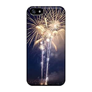 meilinF000For Iphone 5c Fireworks PC mobile New Snap-on case cover covers yueya's casemeilinF000