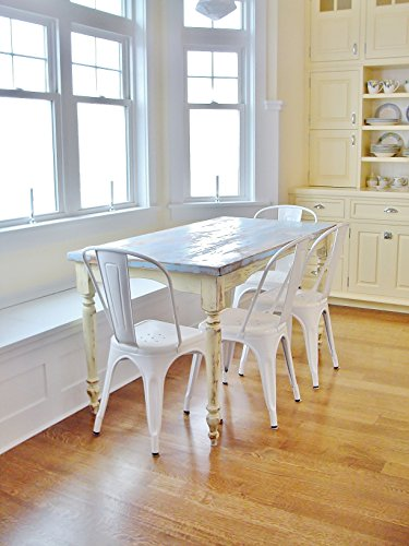 Weathered Farm Table