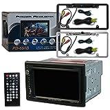 Best POWER ACOUSTIK Backup cameras - Power Acoustik Car audio Double DIn 2DIN 6.5 Review