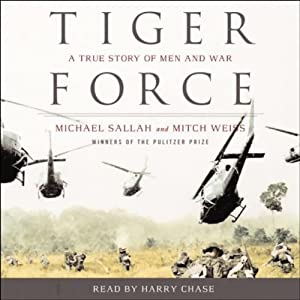 Tiger Force Audiobook