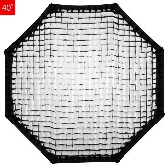 Photoflex Fabric Grid (Photoflex Fabric Grid for Medium 5 Octodome)