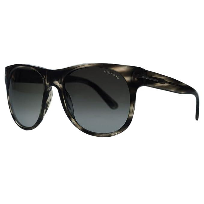 Tom Ford Gafas de sol Para Hombre 0299 - 53J: Tortuga rubio ...