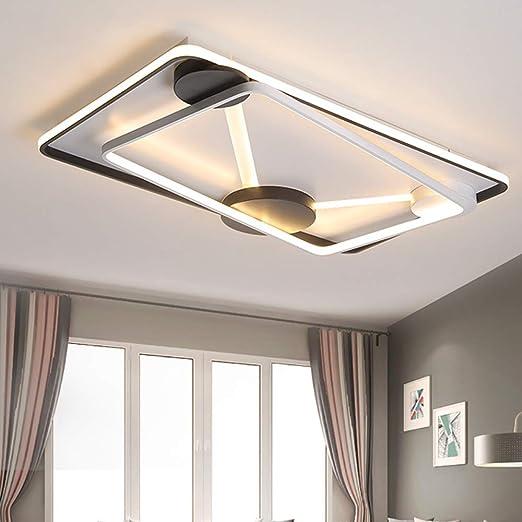 Henley - Lámpara de techo creativa, LED, 98 W, diseño moderno ...
