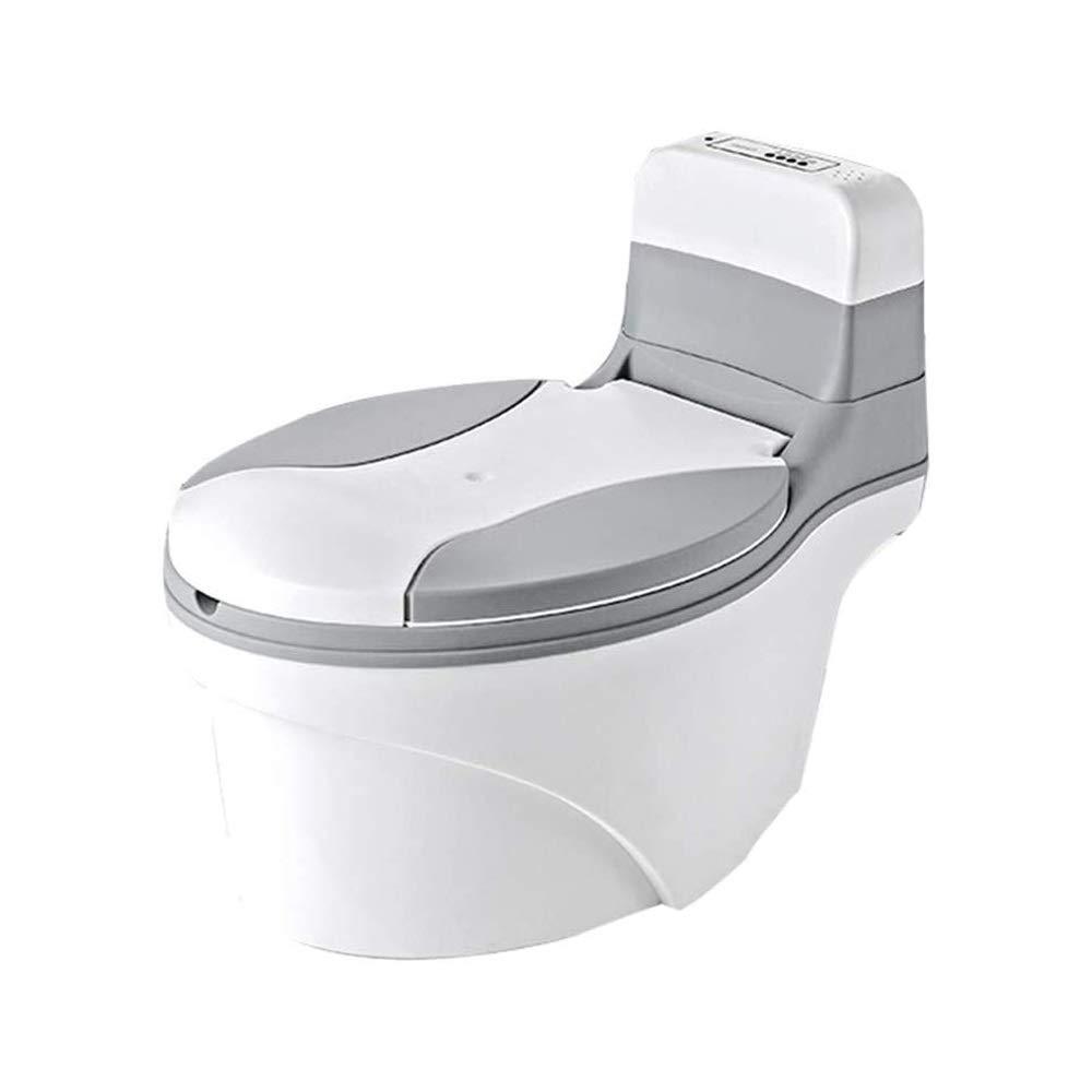 Inodoro para ni/ños Colgando Urinarios Verticales SXXYXH Orinal para ni/ños peque/ños Entrenamiento para el Inodoro Soporte para Orinal de Entrenamiento Soporte para Orinal Vertical Orinal,Azul