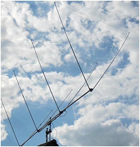 Delta Loop antena 3 elementos banda CB 11 27 MHz, 10 m-PKW ...