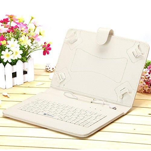 iRULU Leather USB Keyboard Case product image