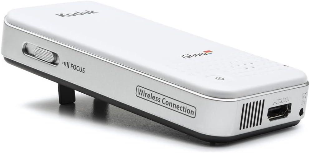 Kodak ISHOW 1000 Videoproyector, Blanco: Amazon.es: Electrónica