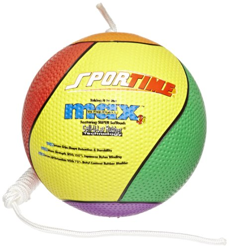 SportimeMax Tetherball, Multiple-Color