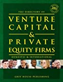 The Directory of Venture Capital and Priv Eq Firms - Reg Price, , 1592377408