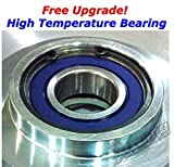 Xtreme Outdoor Power Equipment X0104 Replaces Woods 388740 Electric PTO Blade Clutch - Upgraded Bearings -OEM Upgrade