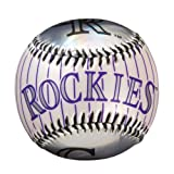 Franklin Sports MLB Colorado Rockies Team Softstrike Baseball