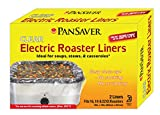 roasting oven liners - PanSaver Electric Roaster Liners,  1-pack (2 units)