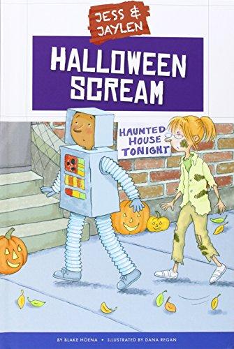 Scream 5 Costume (Halloween Scream (Jess and Jaylen))