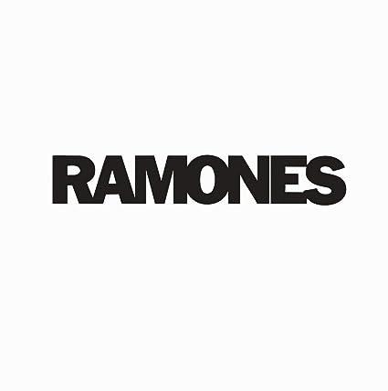 0a4d23ce101c Amazon.com: Crazy Discount Vinyl Sticker Decal Ramones Music for ...