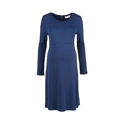 2HEARTS robe de grossesse, bleu