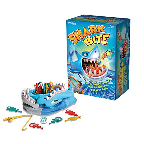 Shark Bite -- Roll the Die and...