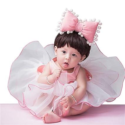 Traje de fotografía de recién nacido Lindo bebé recién nacido niña ...
