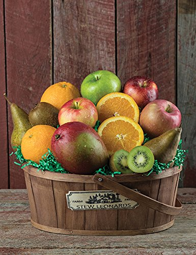 Jumbo All Fruit Gift Basket from Stew Leonard's Gifts