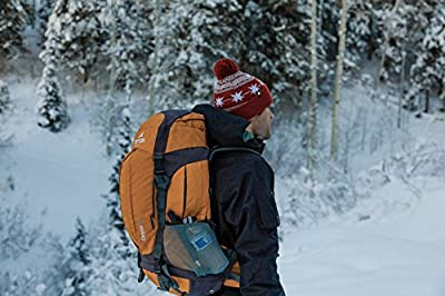 TETON Sports Canyon 2100 Backpack Perfect for Entry-Level Canyoneering – Not Your Basic Backpack; High-Performance Backpack for Hiking, Camping, Travel, and Outdoor Activities; Sewn-In Rain Cover by TETON Sports