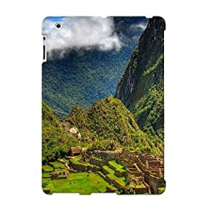 New Fantastic Forest Background Tpu Skin Case Compatible With Ipad 2/3/4/ Perfect Design