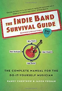 Cyber pr for musicians tools tricks tactics for building your the indie band survival guide 2nd ed the complete manual for the do fandeluxe Images